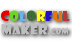 Logo colorfulmaker.com